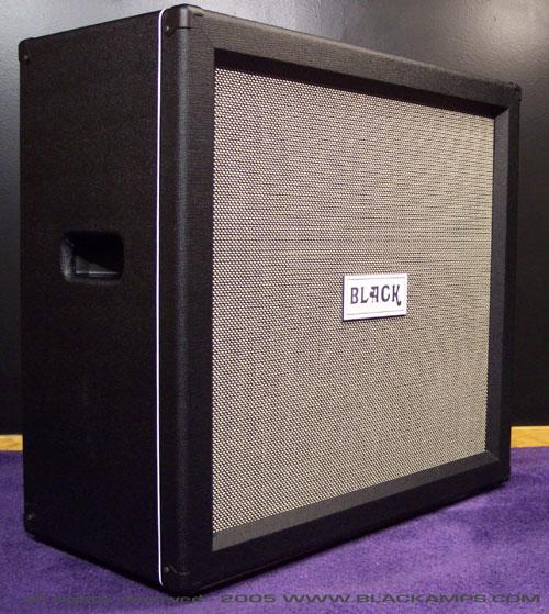 Black Amp : Amplifier & Speaker Cabinet Specs